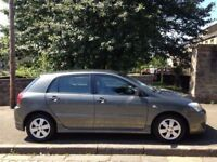Toyota Corolla Colour Collection 1.4 2005 (55)**Long MOT**Very Reliable Family Car**ONLY £1595!!!