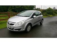 2007 VAUXHALL CORSA LIFE 1.2 *ONLY 44000 MILES*