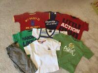 Bundle of Boys Clothes age 3-4