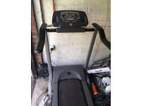 Pro fitness treadmill running machine