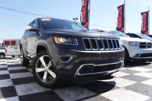 2016 Jeep Grand Cherokee Limited | Sunroof | Navigation | Backup