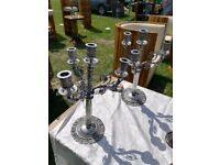 Antiques Candlesticks