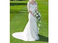 Bespoke Suzanne Neville Wedding dress