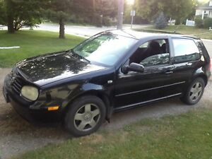 VW Golf 2002 2.0  Coupe