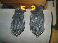 KTM Bike Gloves, with armour