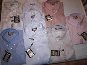 Shirts, Kirkland Signature Long Sleeve, 17 1/2, XL, BNWT $10.00