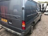 FORD TRANSIT T280 LX SWB 2006REG FOR SALE