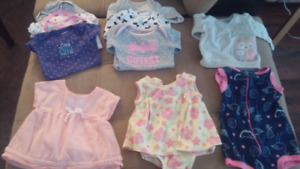 3 to 6 months girl clothes