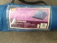 Two Man Dome Tent now reduced to £5!!!