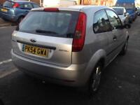 2004 Ford Fiesta Zetec 1.4, Very Low Miles, MOT, Full Service History, Two Owners, Etc...
