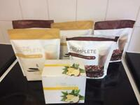 Juice plus shakes and boosters