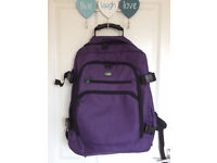 Backpack Cabin Approved carry On Flight Hand Luggage Rucksack