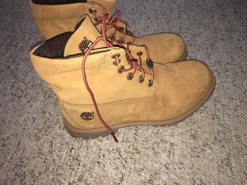 Timberland boots size 6.5