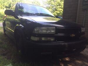 S10 xtreme Chevrolet