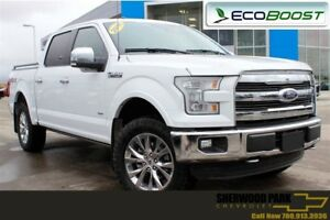2016 Ford F-150 Lariat| Sun| Nav| Heat/Cool Leath| Rem Strt|