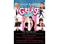 Grease Tribute Night