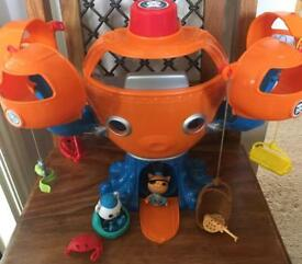 Huge Octonauts Bundle worth over £300