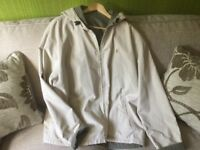 Ralph Lauren. Gents reversible cotton jacket.XL