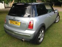 MINI COOPER (2002) R50&R53 1.6 Cooper 3dr 12months mot Clean in and out TIMING/WATERPUMP REPLACED