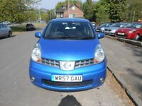 Nissan Note acento DCI Nice car and drives very nice and cheap to run with 12 Months M-O-T