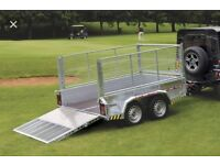 WANTED - secondhand cargo shifter trailer