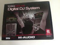 Torq Mixlab portable DJ mixer