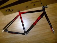 Cyclocross frameset , bicycle frame (brand new)