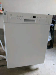 Kenmore dishwasher and microwave