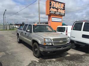 2005 Chevrolet Silverado 1500**4X4**Z71***4 DOOR***VERY CLEAN
