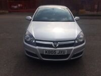 Vauxhall Astra 1.4 16v Club 5dr with full service history