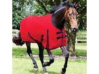 Horse tack and Equipment saddle, rug, boots, bridle, stirrup leathers