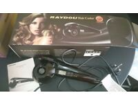Electronic Hair Curler