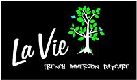 GARDERIE LA VIE- French Immersion Daycare