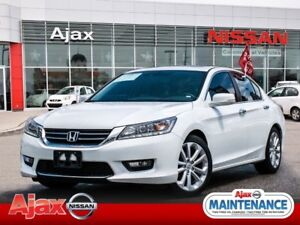 2015 Honda Accord Touring*Navigation*Accident Free