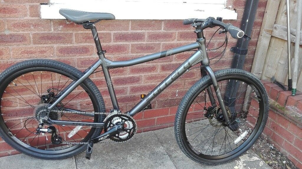 """Carrera Subwayin Derby, DerbyshireGumtree - Carrera Subway excellent condition, hardly used, wheels size, 26"""" frame size 18"""",Price 165 pounds"""