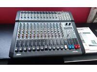 Proel M1000 USB powered lightweight Mixer