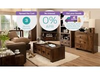 Solid Wood Living / Dining / Bedroom Furniture (Payment Plan Available)