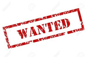 WANT updated 2bedr in Rothesay/Quispamsis
