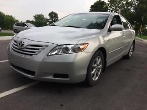 2009 TOYOTA CAMRY LE 2009 * 3 EN INVENTAIRE * 514-961-9094