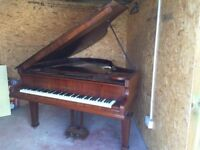 Cramer of London Baby Grand Piano 1910