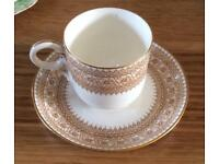 Sip your cuppa in royal style! Vintage Royal Worcester for £5!!!!!!
