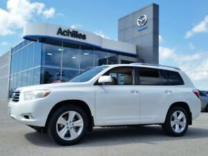 2008 Toyota Highlander Limited, Leather, Moonroof, Loaded