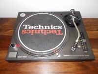 Technics 1210 mk3d Direct Drive turntable mint condition.