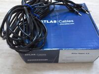 ATLAS Hyper 2.0 Speaker Cables 2 x 7m lengths