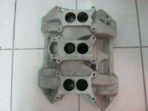Genuine A12 six pack intake MOPAR