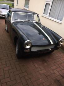 1965 Healey Sprite lightweight race project 95% finished absolute bargain