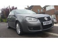 Golf GT TDI 58 Plate 100 000 miles, Fully Leathers, Top Spec, £2695 ONO