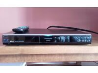 Panasonic Freesat Blu-ray recorder