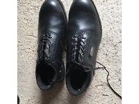 Men's golf shoes size 10 Dunlop