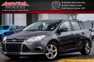 2013 Ford Focus SE|WinterPkg|Bluetooth|RemoteKeylessEntry|AM/FM|